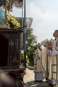 Uroczystości Wniebowzięcia NMP w Kalwaryjskim Sanktuarium - 22 sierpnia 2021 r. - fot. Andrzej Famielec - Kalwaria 24-00409