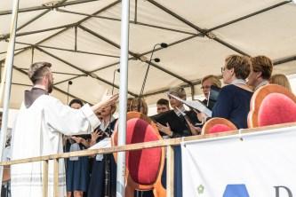 Uroczystości Wniebowzięcia NMP w Kalwaryjskim Sanktuarium - 22 sierpnia 2021 r. - fot. Andrzej Famielec - Kalwaria 24-00443