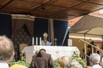 Uroczystości Wniebowzięcia NMP w Kalwaryjskim Sanktuarium - 22 sierpnia 2021 r. - fot. Andrzej Famielec - Kalwaria 24-00484