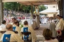 Uroczystości Wniebowzięcia NMP w Kalwaryjskim Sanktuarium - 22 sierpnia 2021 r. - fot. Andrzej Famielec - Kalwaria 24-00494