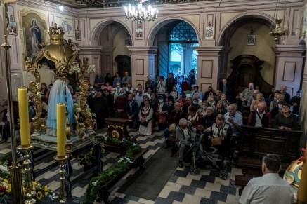 Uroczystości Wniebowzięcia NMP w Kalwaryjskim Sanktuarium - 22 sierpnia 2021 r. - fot. Andrzej Famielec - Kalwaria 24-09705