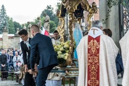 Uroczystości Wniebowzięcia NMP w Kalwaryjskim Sanktuarium - 22 sierpnia 2021 r. - fot. Andrzej Famielec - Kalwaria 24-09723