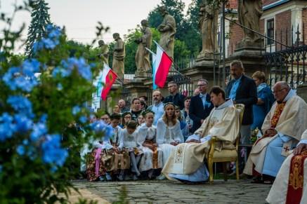 Uroczystości Wniebowzięcia NMP w Kalwaryjskim Sanktuarium - 22 sierpnia 2021 r. - fot. Andrzej Famielec - Kalwaria 24-09749