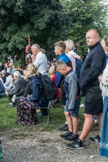 Uroczystości Wniebowzięcia NMP w Kalwaryjskim Sanktuarium - 22 sierpnia 2021 r. - fot. Andrzej Famielec - Kalwaria 24-09787