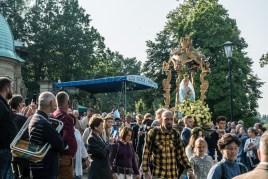 Uroczystości Wniebowzięcia NMP w Kalwaryjskim Sanktuarium - 22 sierpnia 2021 r. - fot. Andrzej Famielec - Kalwaria 24-09922