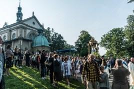 Uroczystości Wniebowzięcia NMP w Kalwaryjskim Sanktuarium - 22 sierpnia 2021 r. - fot. Andrzej Famielec - Kalwaria 24-09924