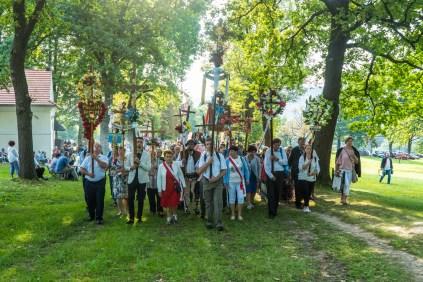 Uroczystości Wniebowzięcia NMP w Kalwaryjskim Sanktuarium - 22 sierpnia 2021 r. - fot. Andrzej Famielec - Kalwaria 24-09975