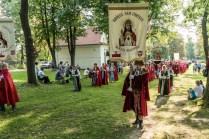 Uroczystości Wniebowzięcia NMP w Kalwaryjskim Sanktuarium - 22 sierpnia 2021 r. - fot. Andrzej Famielec - Kalwaria 24-09979