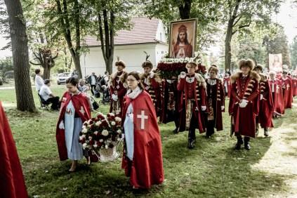Uroczystości Wniebowzięcia NMP w Kalwaryjskim Sanktuarium - 22 sierpnia 2021 r. - fot. Andrzej Famielec - Kalwaria 24-09982