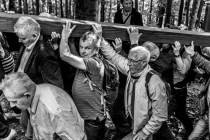 29 Pilegrzymka Rodzin Archidiecezji Krakowskiej do Sankturium w Kalwarii Zebrzydowskiej - 5 września 2021 r. - fot. Andrzej Famielec - Kalwaria 24-01738