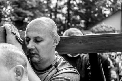 29 Pilegrzymka Rodzin Archidiecezji Krakowskiej do Sankturium w Kalwarii Zebrzydowskiej - 5 września 2021 r. - fot. Andrzej Famielec - Kalwaria 24-01754