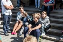 29 Pilegrzymka Rodzin Archidiecezji Krakowskiej do Sankturium w Kalwarii Zebrzydowskiej - 5 września 2021 r. - fot. Andrzej Famielec - Kalwaria 24-02079