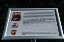 Uroczyste otwarcie i poświęcenie ul. Kardynała Mariana Jaworskiego w Kalwarii Zebrzydowskiej - 5 września 2021 r. - fot. Andrzej Famielec - Kalwaria 24-02286