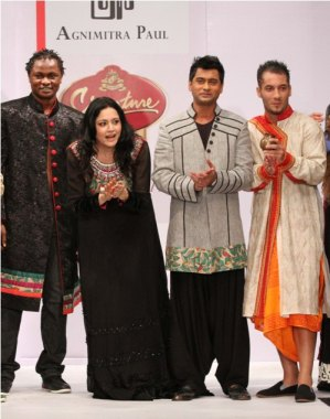 Pic Kolkata Fashion Week 2012 -5