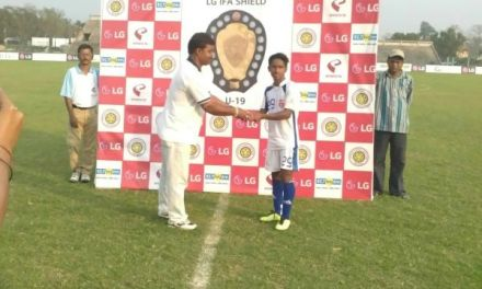 Tata Football Academy accomplished the excellent win over United Sports Club