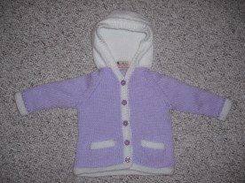 baby sweater - original (acrylic)