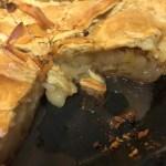 Kamado Apple Pie