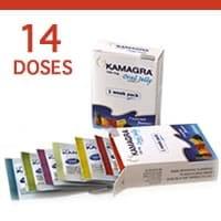Kamagra Jellies x 14