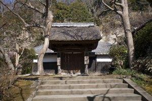 円覚寺、居士林。