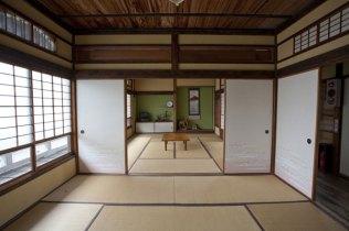 高浜虚子がホトトギスの会をここでよく催したとか。