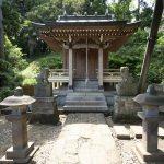 熊野神社の本殿。