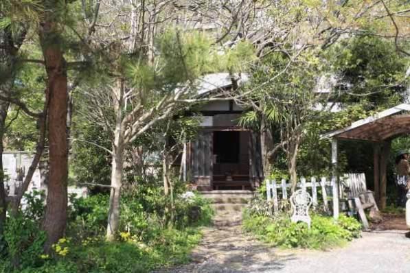 別願寺。長閑な雰囲気に癒されます。