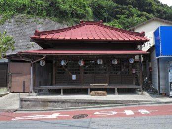 導地蔵。極楽寺坂を上ったあたり、極楽寺のすぐ近くです。