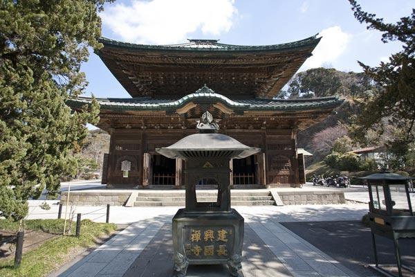 第一位 建長寺