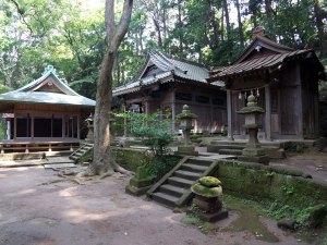 熊野神社(大船)。