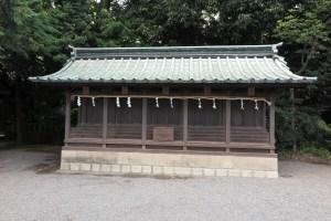 三嶋大社の見目神社。
