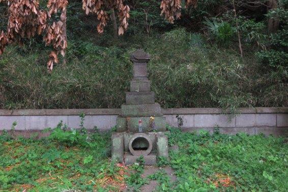 称名寺、北条実時御廟