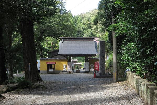 国上寺、東山門