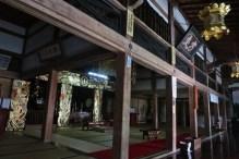 国上寺、方丈