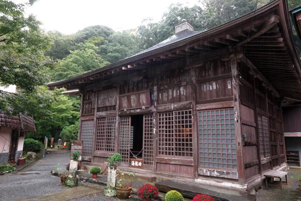 修禅寺。指月殿。