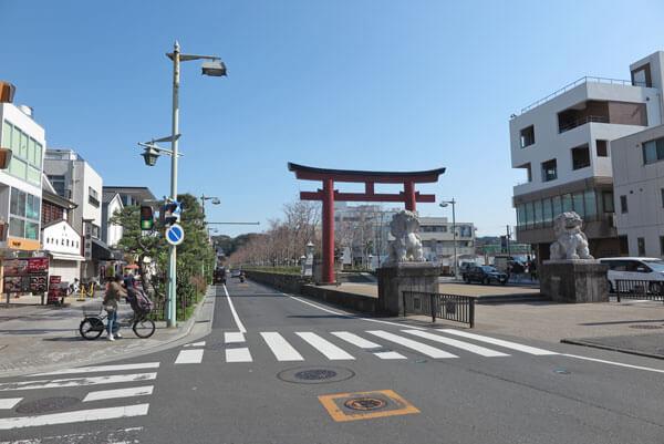 令和2年(2020年)鎌倉段葛の桜。