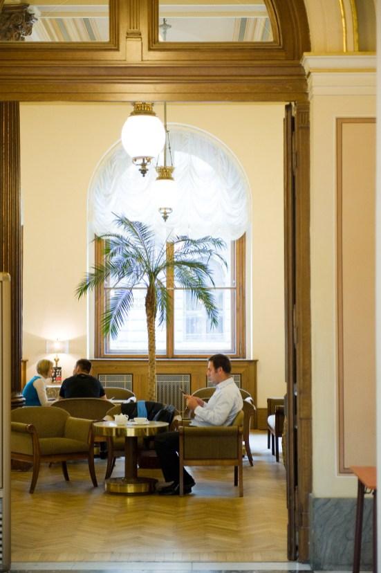 Café del Rudolfinum