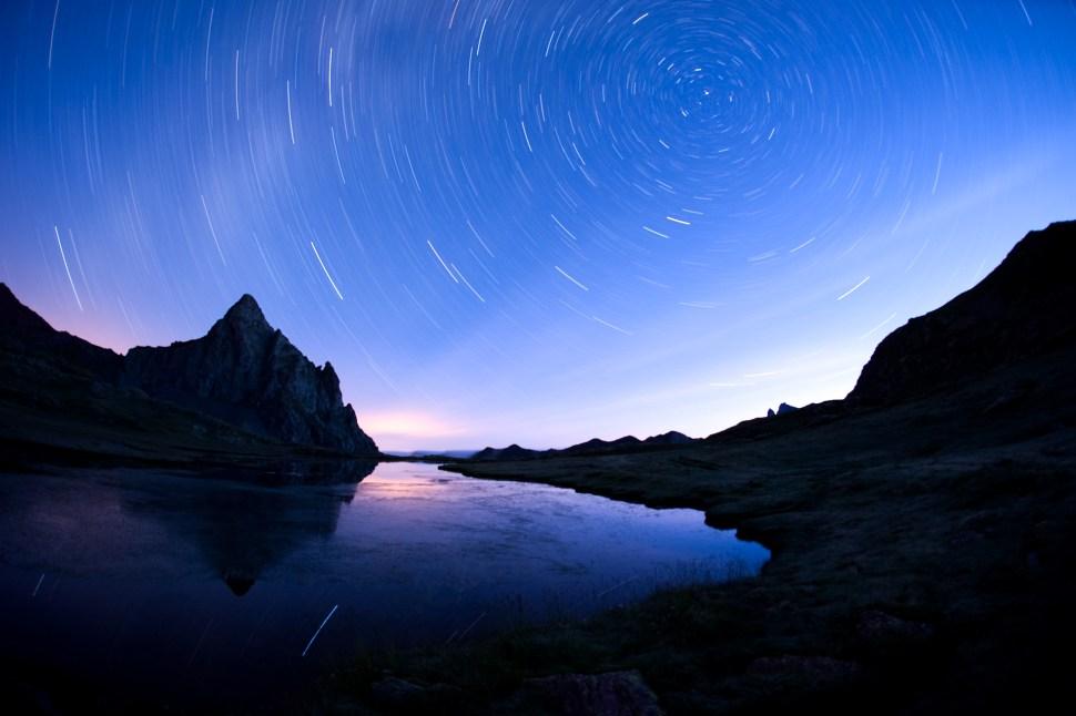 Como fotografiar las estrellas