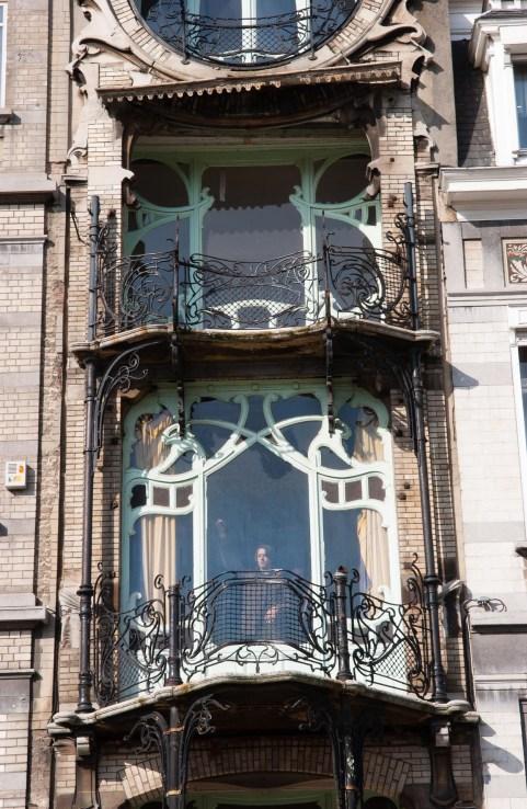 Bruselas Art Nouveau