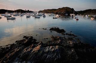 Bay of Portlligat.Costa Brava. Girona province. Catalonia. Spain