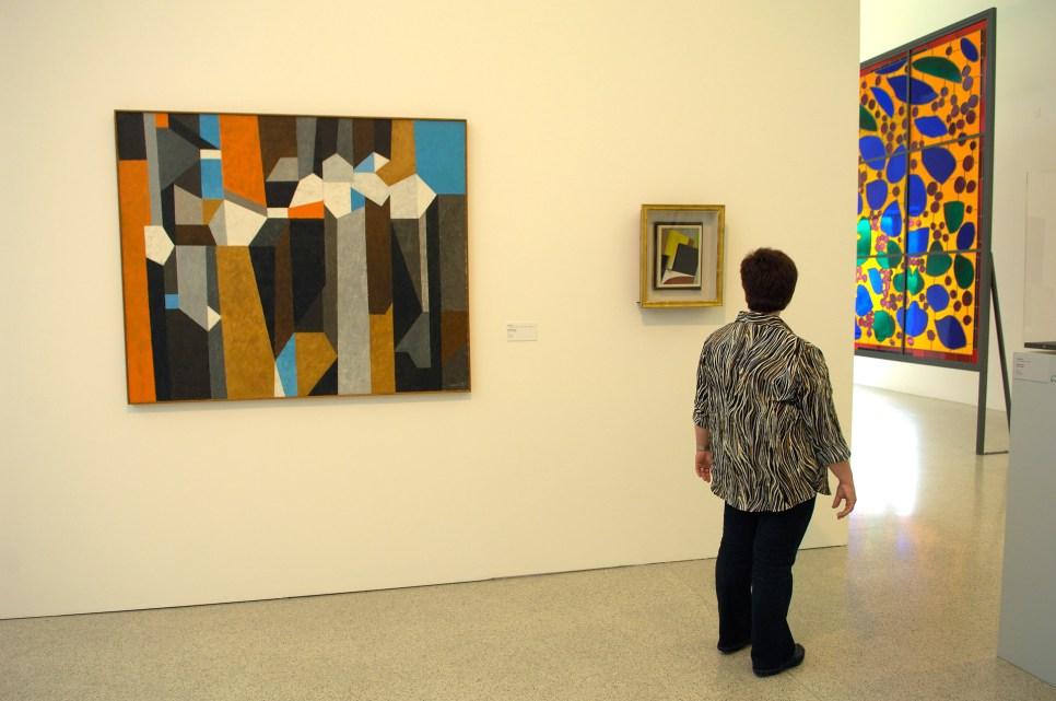 AUSTRIA. VIENA. Barrio de los Museos. MUMOK. Museo de arte moderno.