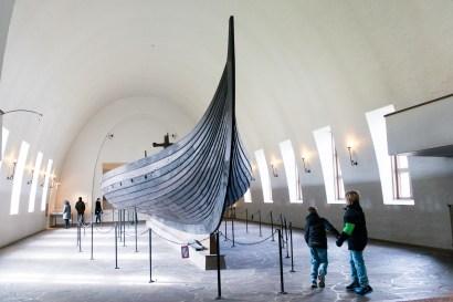 Museo Barcos Vikingos Oslo