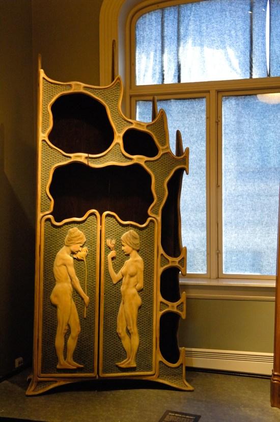 NORUEGA. FIORDOS. ÅLESUND. Museo del modernismo.