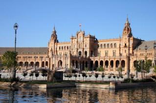 Plaza de Espana_Sevilla_10