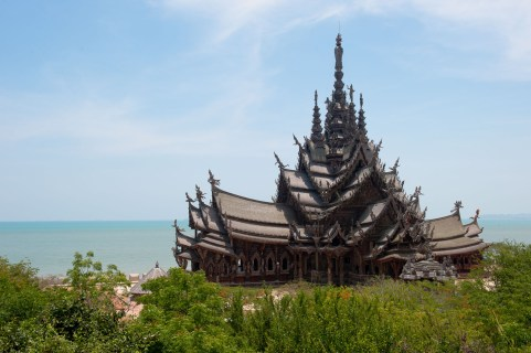 Santuario de la Verdad_Tailandia-1
