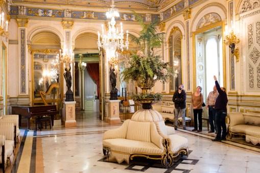 VALENCIA. Palacio del Marqués de Dos Aguas.