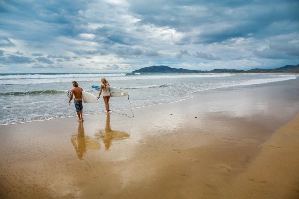 Tamarindo Beach. Papagayo Gulf. Guanacaste. Costa Rica