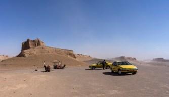 Dasht-e Lut Desert. Iran