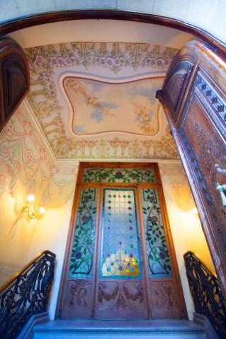 Interiores de Ca Font.