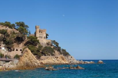 Castillo d'en Plaja.