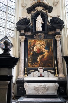 Tumba de Rubens.